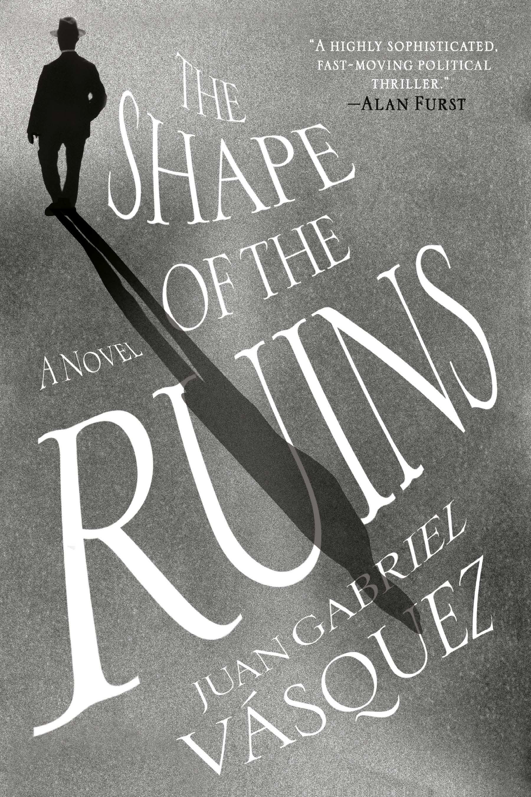 Shape of Ruins book cover.