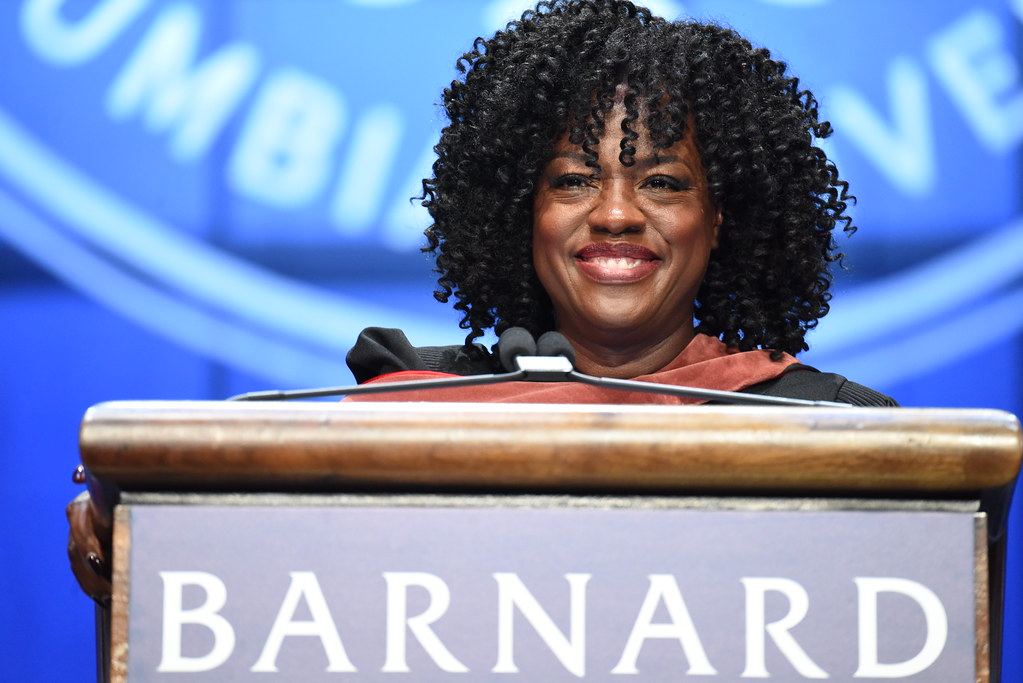 Viola Davis at 2019 Commencement