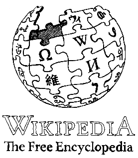 Illustration of Wikipedia logo