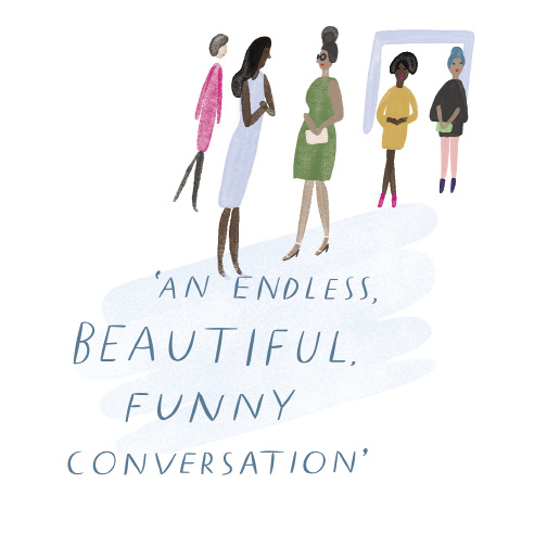 An Endless Beautiful Funny Conversation