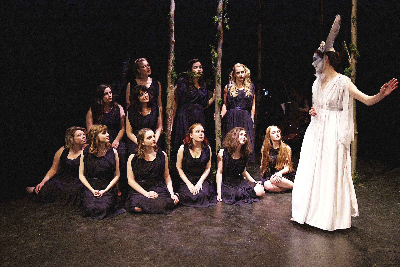 Maldon Drama Group Recreates Tv Classic On Stage