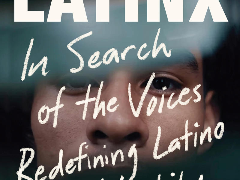 Book Cover for Finding Latinx