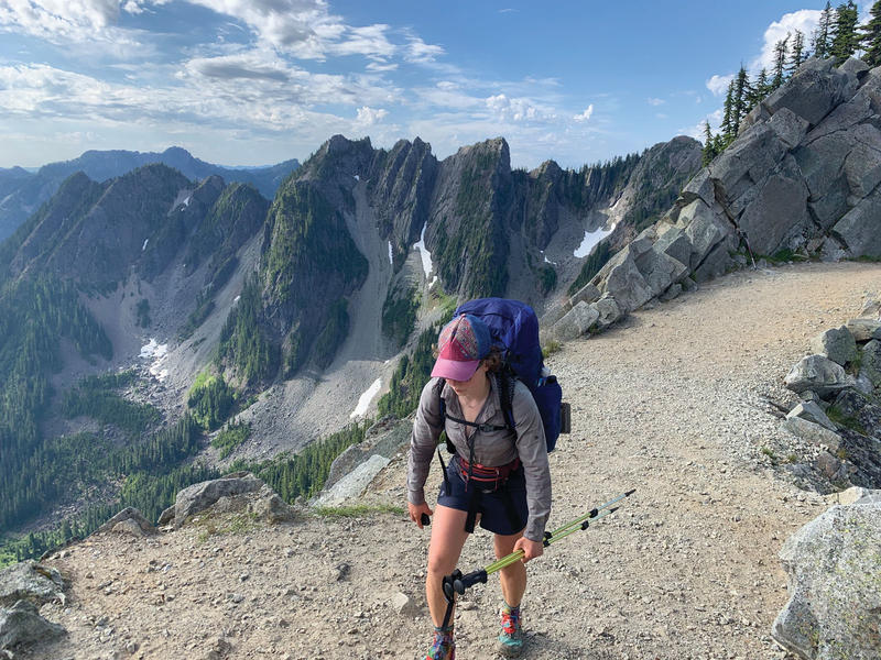 hiking the pacific coast trail